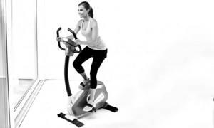 Тренировка на велотренажере для похудения